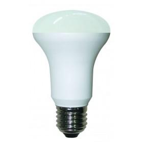 """Lampe R63 """"SPOTS REFLECTOR"""" LED Opale 8W 3000K E27 600lm"""