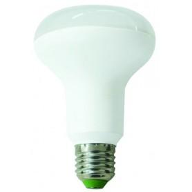 """Lampe R83 """"SPOTS REFLECTOR"""" LED Opale 10W 3000K E27 800lm"""