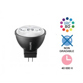 "Philips Master ""LEDSPOT 4W"" GU4 MR11"