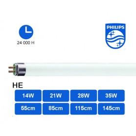 "Tube fluo T5 ""HE"" G5 --- (16 déclinaisons)"