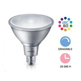 """Lampe réflecteur LED """"PAR38 9W"""" E27"""