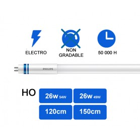 "Tube LED T5 ""MAS LEDTUBE HO"" 26W G5 --- (6 déclinaisons)"
