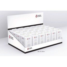"""DISPLAY KIT 24 Pcs A60"" LED Opale 9W 2700K E27 806lm"