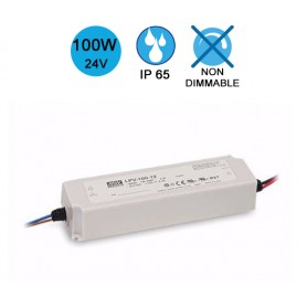 Alimentation MEANWELL IP65 100W 24V