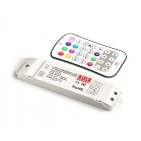 Contrôleur RGB pour variation de couleur 12/24V 240/480W