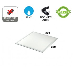 "Dalle LED ""FLAT 300"" Standard 15W --- (2 déclinaisons)"