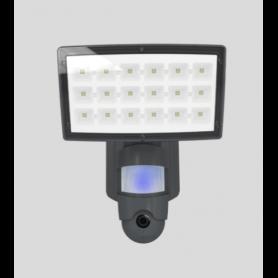 """Projecteur extérieur LED-CAM """"PERI-CAMERA"""" 25W IP44"""