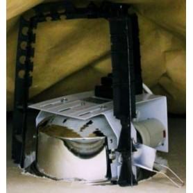 Écarteur d'isolant Downlight pour spot LED encastrés